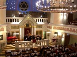 Festival Eröffnung Synagoge Pestalozzi