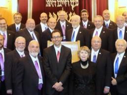 Der Jerusalem Cantors' Choir wurde 1972 von einer Gruppe Studenten des Rabbi Shlomo Zalman Rivlin gegründet. Rabbi Rivlin war der Gründer des