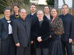 Gegründet 2006 von Hector Sabo, bestand das Ensemble Vocal Hébraïca bis 2011 aus vier männlichen Solisten des gemischten Chores Les Polyphonies Hébraïques de Strasbourg (Teilnehmer des LLF 2011).