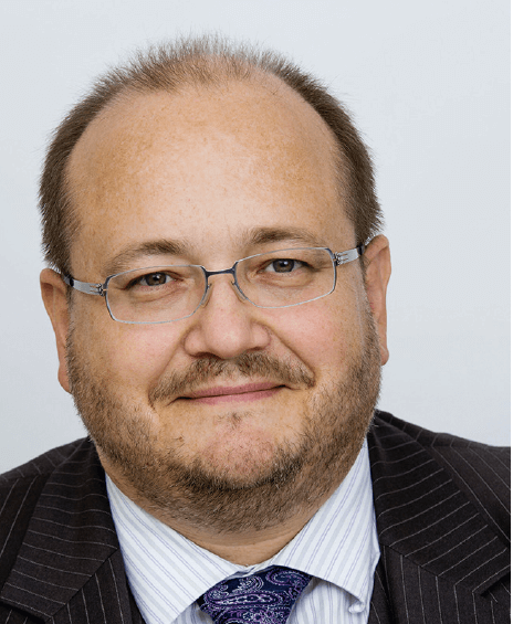 Nils Busch- Petersen   Festivaldirektor