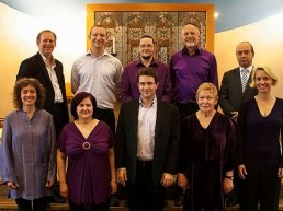 THE PROFESSIONAL CHOIR OF BELSIZE SQUARE SYNAGOGUE