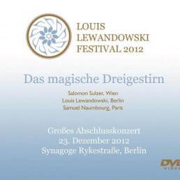 DVD Abschlusskonzert 2012