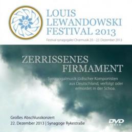 DVD Abschlusskonzert 2013