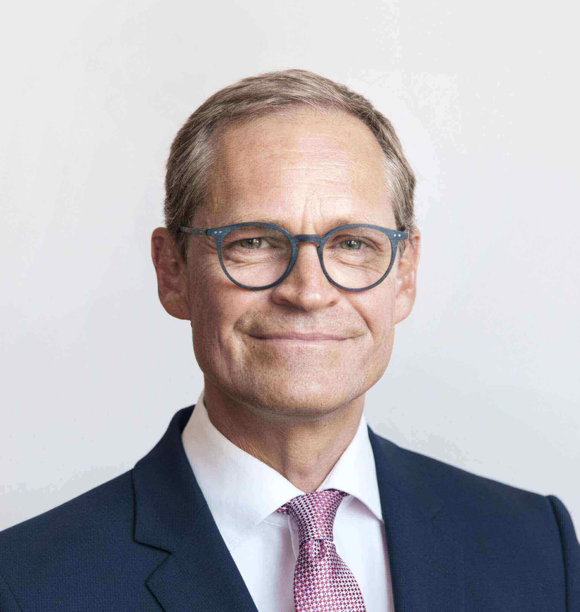 Michael Müller, Regierender Bürgermeister von Berlin