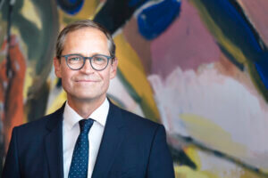 Michael Müller Regierender Bürgermeister von Berlin